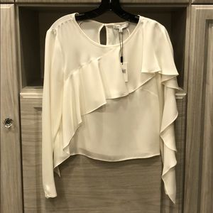 NWT Milly blouse